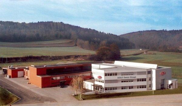 Solo usine porrentruy