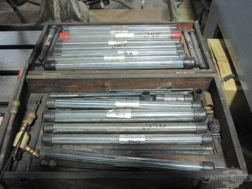 Electro arc tap burner 4