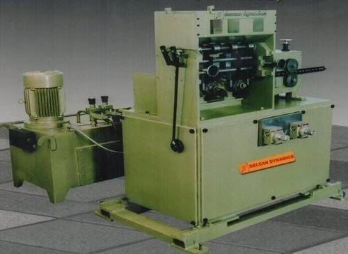 Havelock wire feeder hydraulic