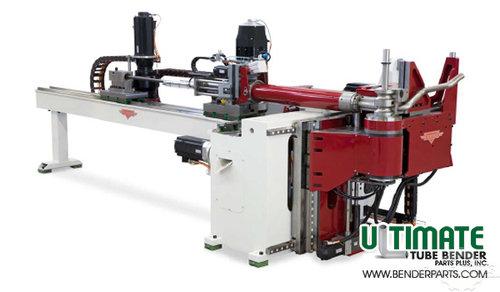 Herber 1100s cnc tube bender