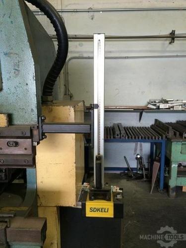 110 ton amada rg 100 cnc press brake 2488 g