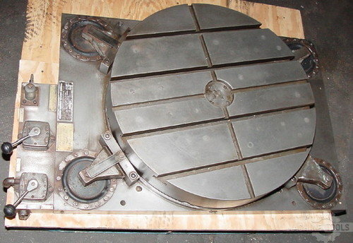 9881 30 inch g l rotary table 1