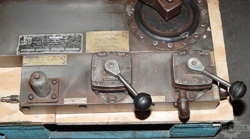 9881 30 inch g l rotary table 6