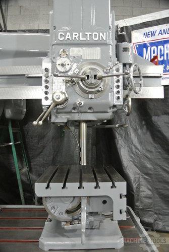 Carlton 5 x17 radial arm drill 3a3601  777 4
