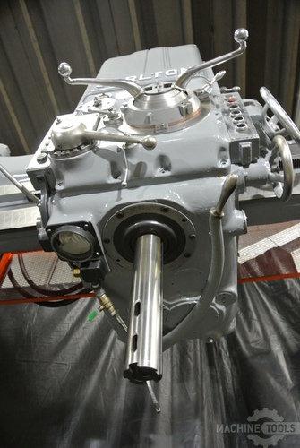 Carlton 5 x17 radial arm drill 3a3601  777 7