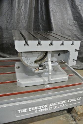 Carlton 5 x17 radial arm drill 3a3601  777 10