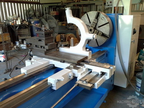 Summit 29120 lathe 4