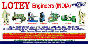 Lotey Engineers (India).