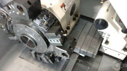 Tow along tailstock   programmable quill 2