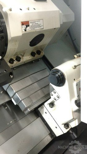 Tow along tailstock   programmable quill