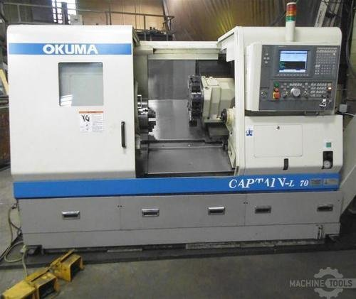 Okuma captain l470 2003  1