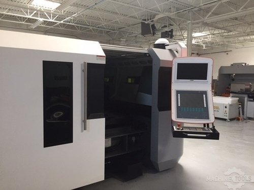 Fibermak 4020 beckhoff cnc control and access door pic