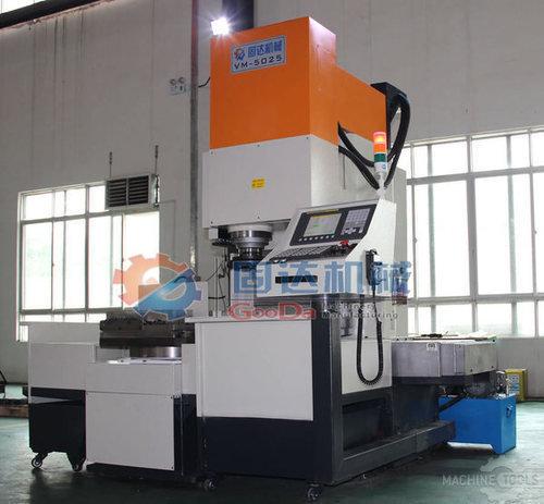 Cnc milling services machine