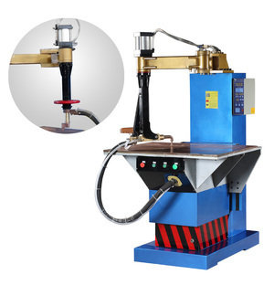 Dnt series table spot welding machine 2