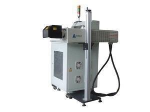 Lift worktable laser marking machine