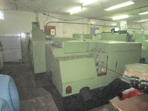 6 station headding machine