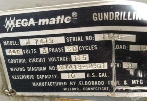 Eldorado gun drill tag