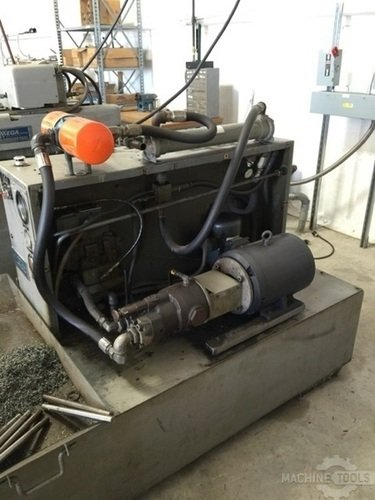 Eldorado gun drill hydr