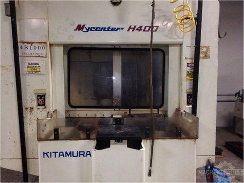 1990 kitamura mycenter h400 side