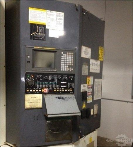 1990 kitamura mycenter h400 control 2