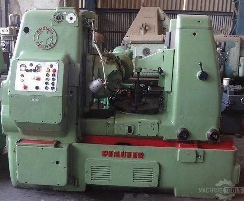 Pfauter p 630 gear hobbing
