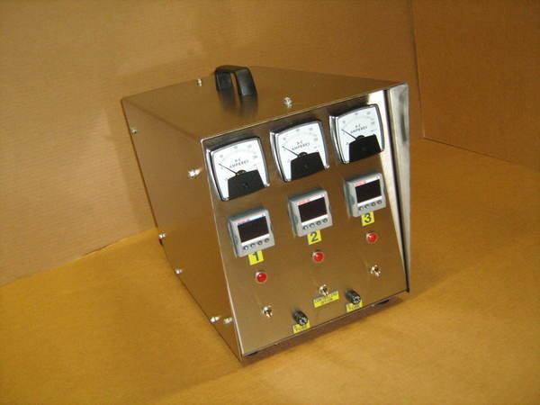 3way twin heat module
