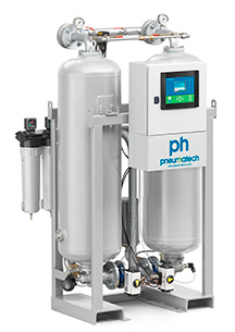 Pneumatech   ph heatless desiccant dryers pn0000050 217