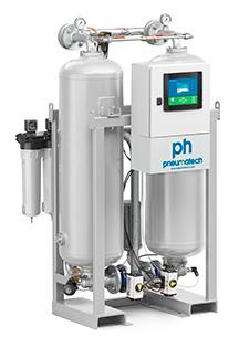 Pneumatech   ph heatless desiccant dryers pn0000050 217
