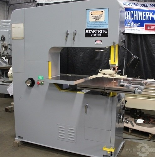 Startrite 316f ms vertical saw 95306  639 1
