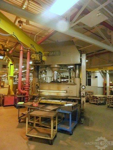 90 ton iron worker 016