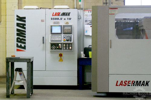 2012 ermak lasermak 2500 pic ii