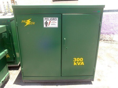 Drsc 300 kva 34500 220y