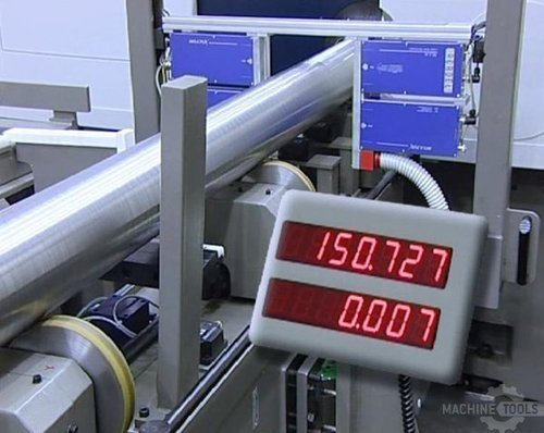 Centerless grinding machines estarta 400 bars tubes capital goods 3