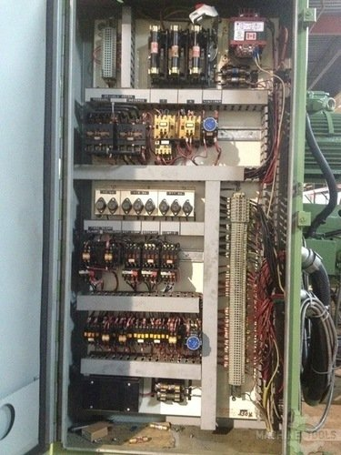 Job 2082 tos w100a electrics
