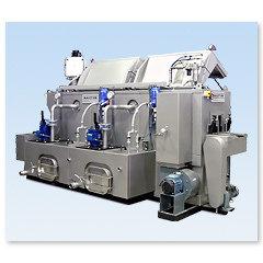 Conveyor parts washers