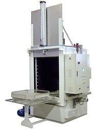 Rotating platform parts washers