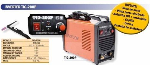 Tig-200p