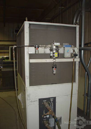 Closed loop chiller