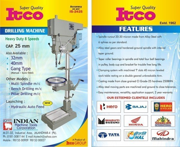 Itco catalog 1