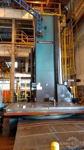 Ingersoll h boring mill 1