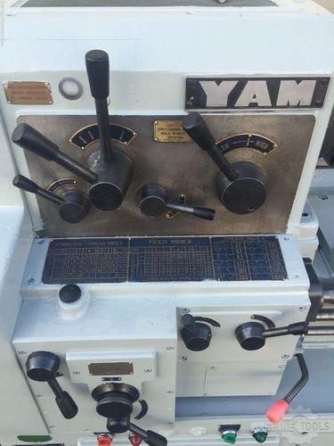 Used yam 1500g engine lathe