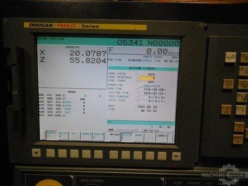2012 doosan puma 400lc control  medium