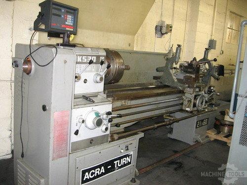 Acra turn 21 x 60 engine lathe  2