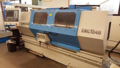 2001 clausing metosa cnc1540 overall