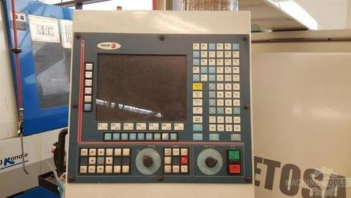 2001 clausing metosa cnc1540 control