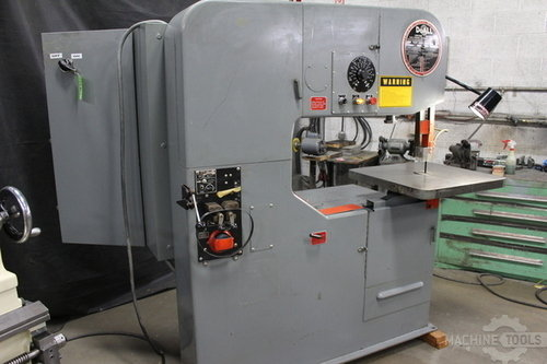 Doall vertical saw 399 83487  6813  5