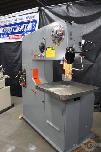 Doall vertical saw 399 83487  6813  6