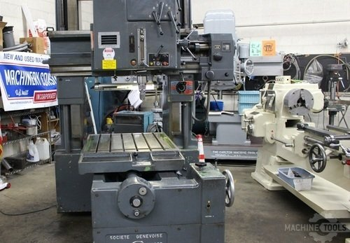 Sip jig bore vertical boring mill 1202  9819 2