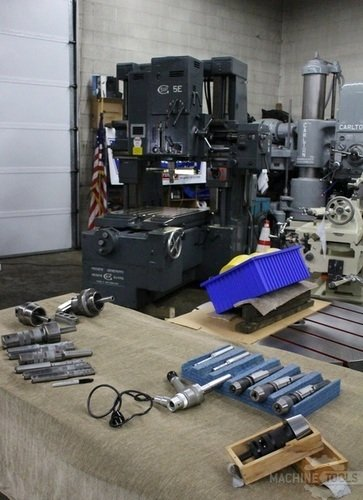 Sip jig bore vertical boring mill 1202  9819 12