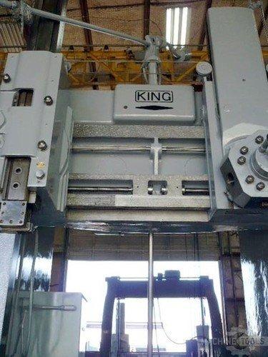 84 king 8 rail
